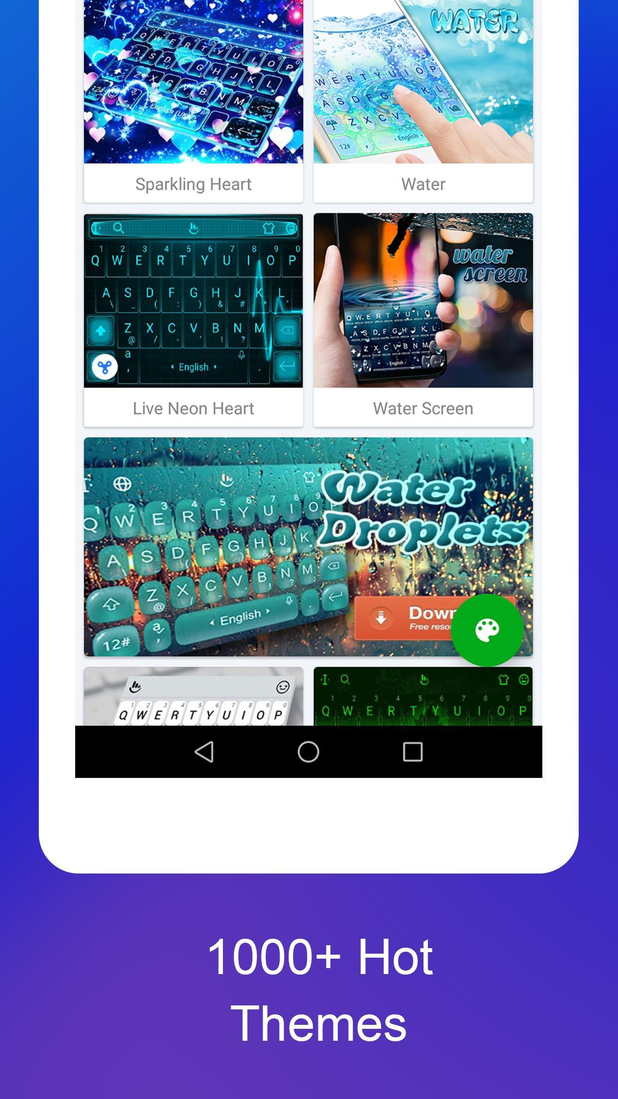TouchPal Keyboard Pro- type with AI assistant for Android