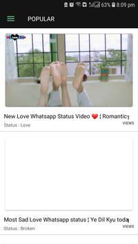 Video Status for WhatsApp screenshot 3