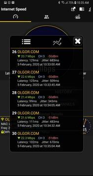 Internet Speed Test - WiFi Maestro 截圖 5
