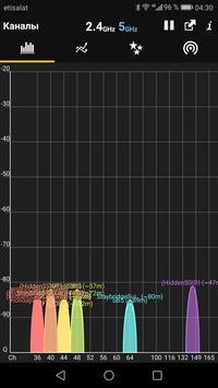 WiFi Analyzer скриншот 6