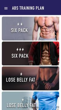 Abs Workout poster