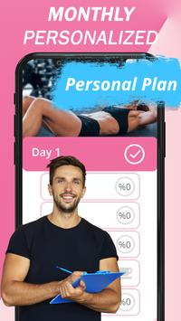 Lose Belly Fat Workouts - Reduce and Burn Fat Home syot layar 1