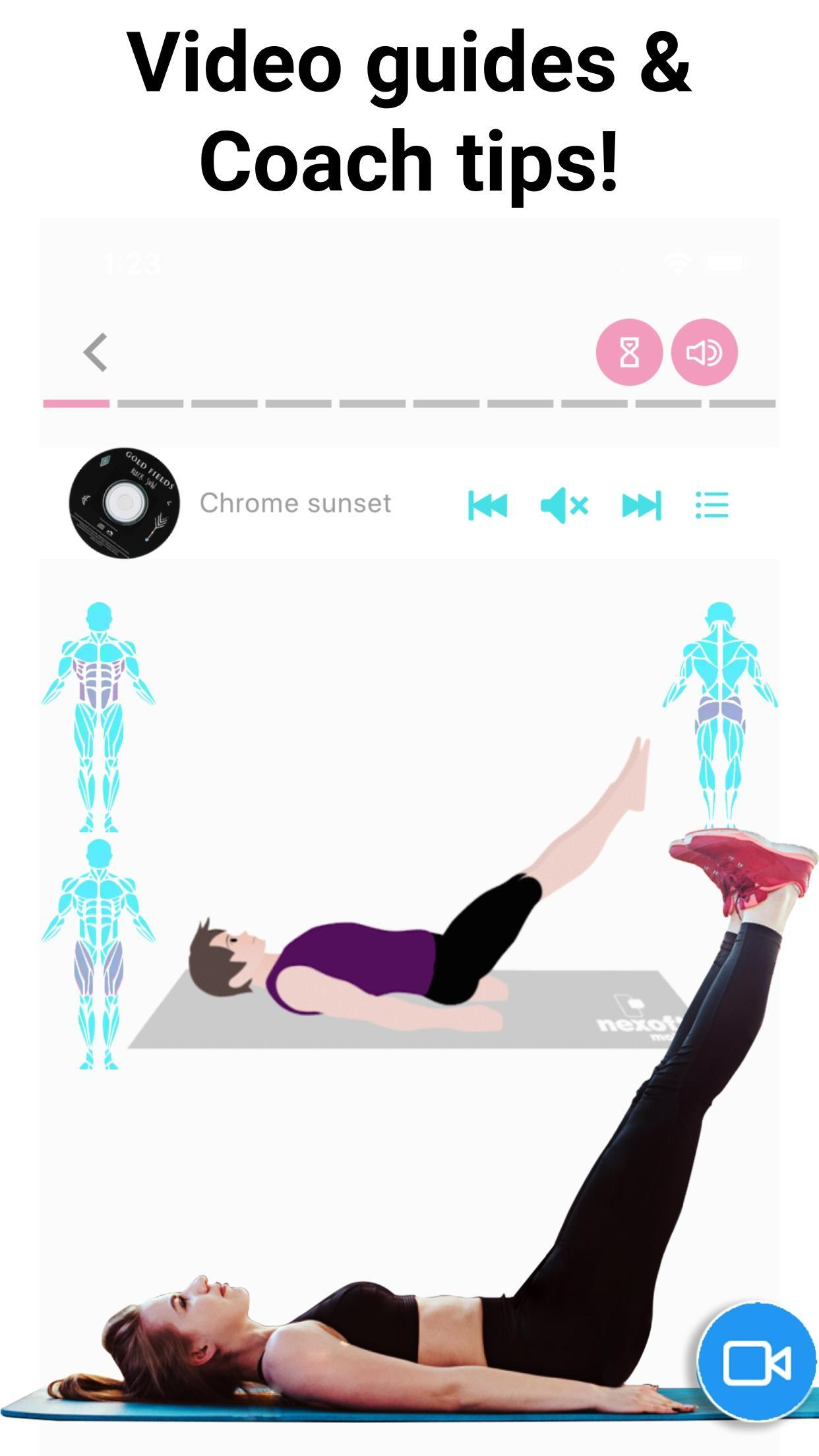 Lose Belly Fat Workouts Reduce And Burn Fat Home For Android Apk Download
