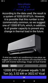 Aire acondicionado o bomba de calor captura de pantalla 18