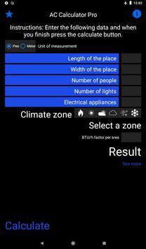 Aire acondicionado o bomba de calor captura de pantalla 20
