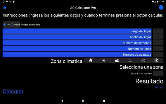 Aire acondicionado o bomba de calor captura de pantalla 9