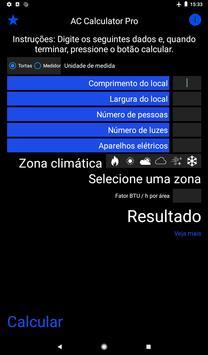 Ar condicionado ou bomba de calor imagem de tela 4