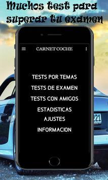 Test para el Carnet de Coche ,Permiso B poster