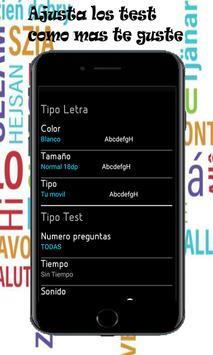 Test de idiomas ,aprende las palabras mas comunes screenshot 5