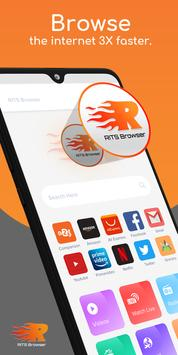 Fast, Safe & Smart Browser for your Android Mobile 海報