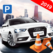 Car Parking - Drive and Park Cool Games vip access icon