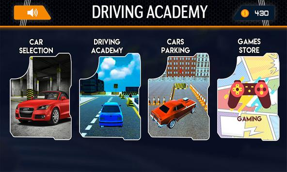 Car Parking - Drive and Park Cool Games vip access poster