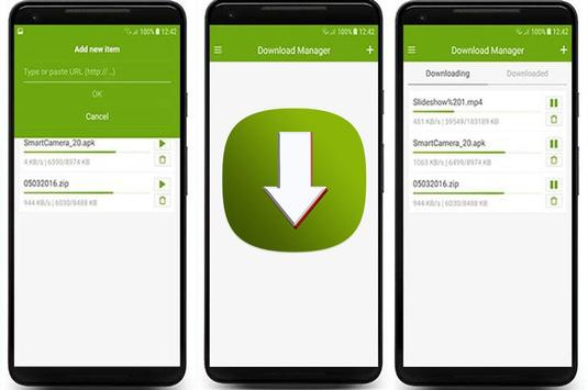 Download Manager For Android (Fast Downloader) poster