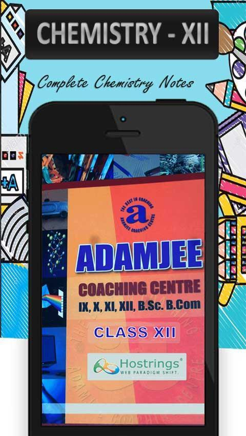Adamjee Chemistry XII for Android - APK Download