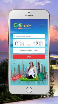 Go-Trip : Booking Hotel Online poster