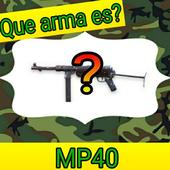 Guess the free fire weapon icon