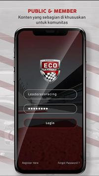 ECO RACING INDONESIA screenshot 2