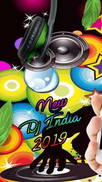 New Dj India2019 poster