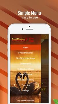 Sweet Memories Love Song screenshot 2