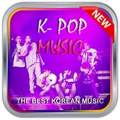 Kpop Music Free icon
