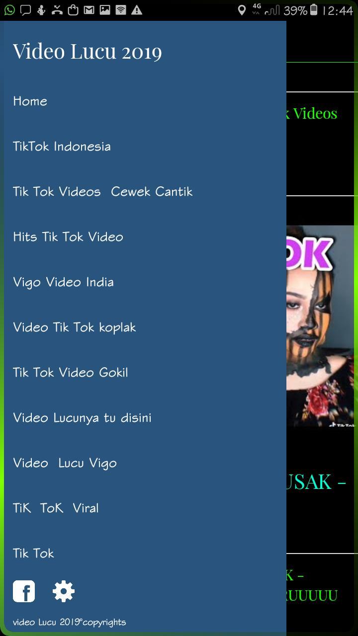Video Lucu Terkoplak 2019 for Android APK Download