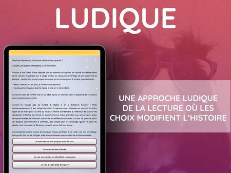 Adrénalivre - Version Médiathèque screenshot 4