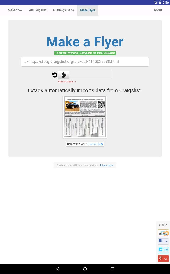 Pleasant Craigslist Search For Android Apk Download Home Interior And Landscaping Synyenasavecom