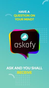 Askofy poster
