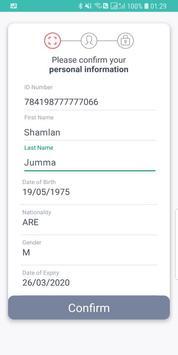 UAE PASS screenshot 1