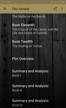 AENEID + STUDY GUIDE screenshot 13