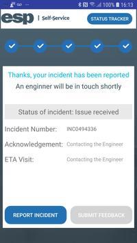 ESP Self-Service screenshot 3