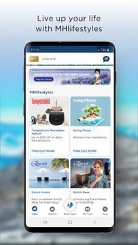 Malaysia Airlines screenshot 1