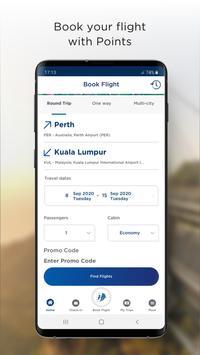 Malaysia Airlines Ekran Görüntüsü 2