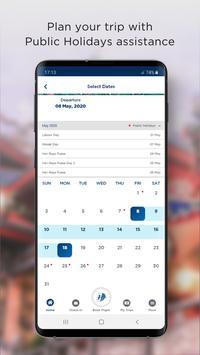 Malaysia Airlines screenshot 5