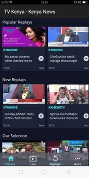 TV Kenya | Kenya News | Kenya Replays | Kenya Info screenshot 1