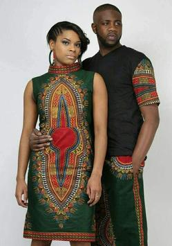 African Couple Outfits screenshot 1