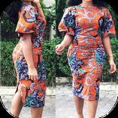 African Ankara Dresses icon