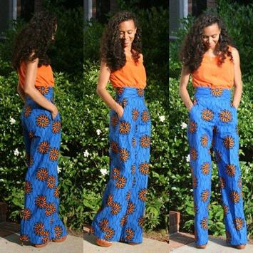 African Ankara Dresses poster