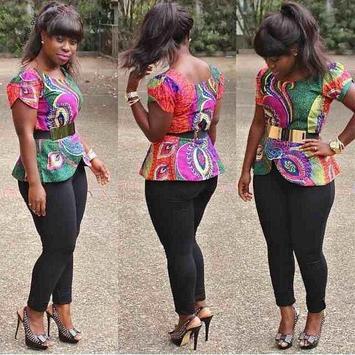 African Ankara Dresses screenshot 4