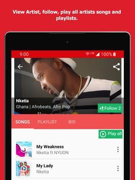 AfroCharts imagem de tela 9