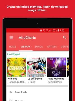 AfroCharts screenshot 14
