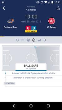 Mobile Livescore screenshot 2