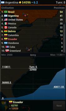 Age of History Americas ảnh chụp màn hình 5