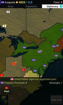 Age of History Americas ảnh chụp màn hình 3