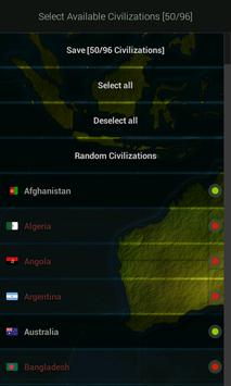 age of civilization 1 apk hile