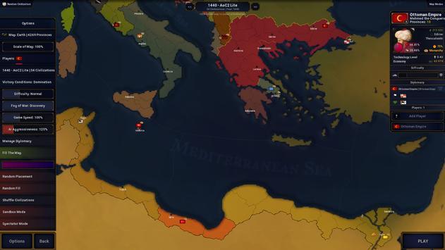 Age of History II - Lite ảnh chụp màn hình 1
