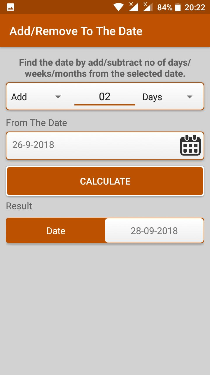 Age Calculator for Android - APK Download