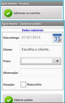 Ágile Mobile screenshot 4