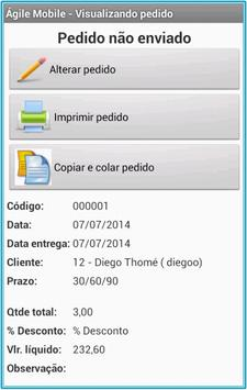 Ágile Mobile screenshot 13