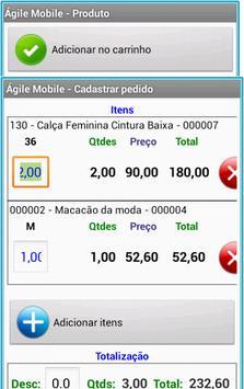 Ágile Mobile screenshot 3